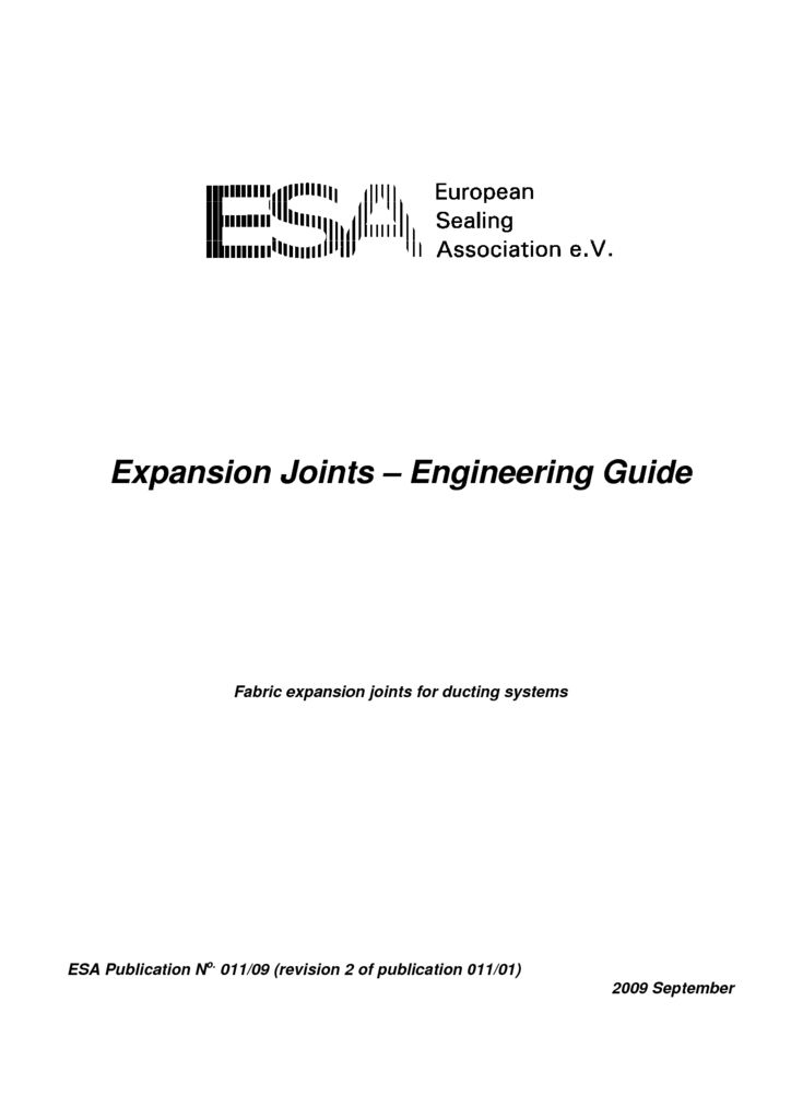 thumbnail of ESA_Expansion_Joints_-_Engineering_Guide_-_revision_2